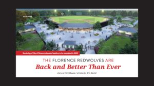 The Florence RedWolves are Back and Better Than Ever.