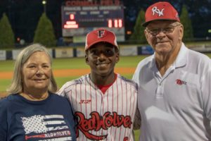 Be a host family for RedWolves players