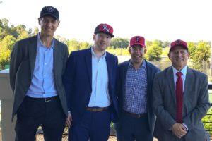 RedWolves announce new partnership, president