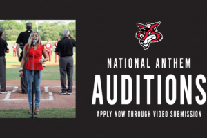 National Anthem Virtual Auditions